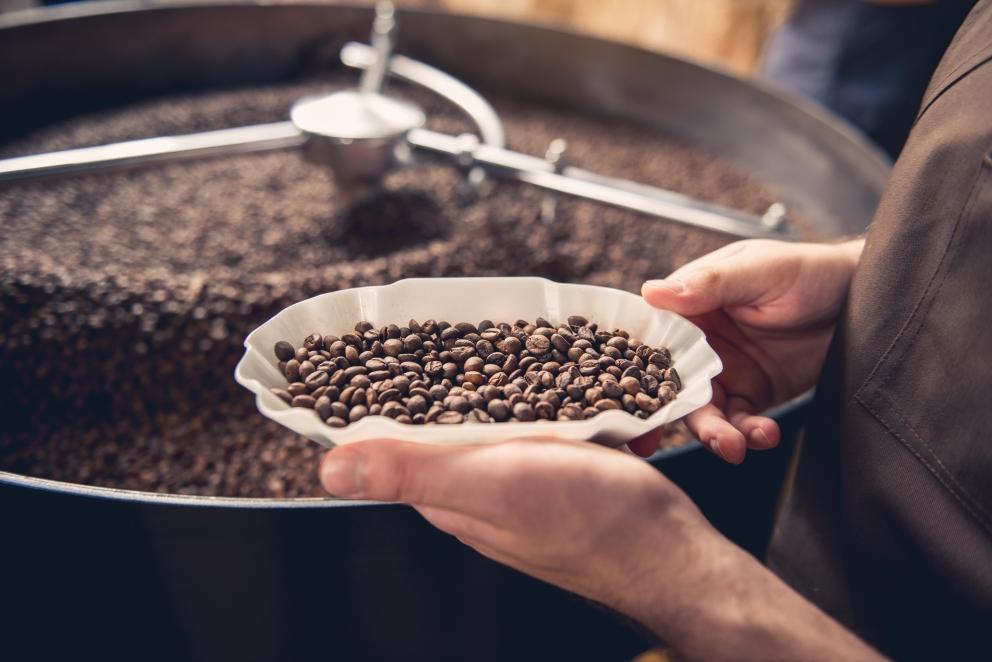 Správne praženie kávy je umenie