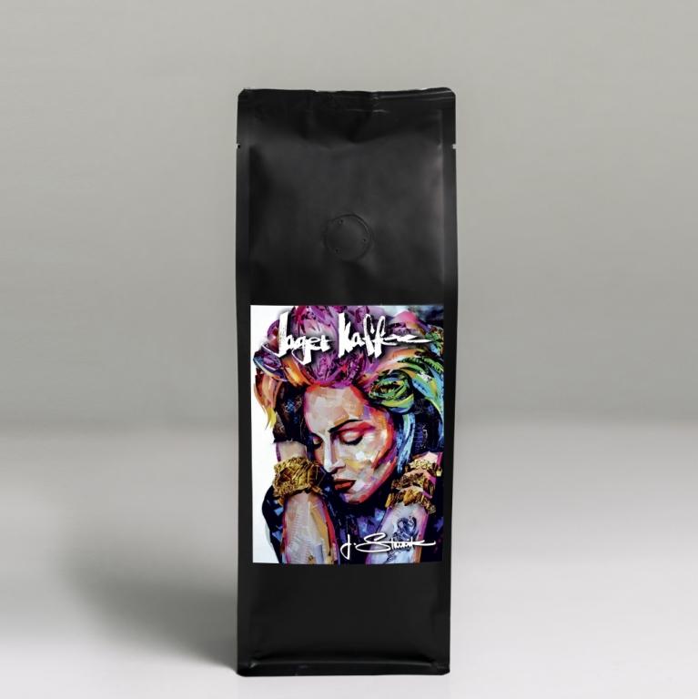 Edícia Madonna - Fialová káva